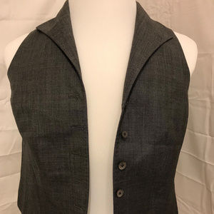 Brooks Brothers 100% Wool Vest with Silk Lining
